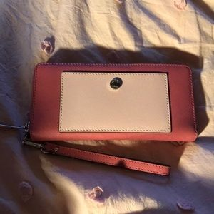 Michael Kors Large Wallet with wristband